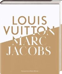 Buchcover Louis Vuitton Marc Jacobs